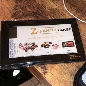 large z palette unopened